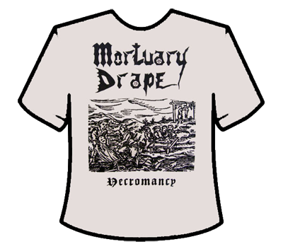 Mortuary Drape Necromancy