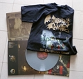 ALL THE WITCHES DANCE (GREY LP + T.SHIRT)